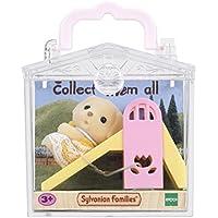 Sylvanian Families Baby Carry Case Mini muñecas y Accesorios, (Epoch 5204)