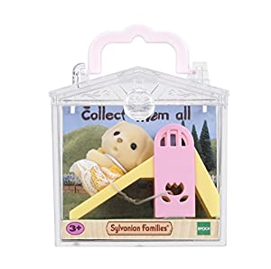SYLVANIAN FAMILIES- Baby Carry Case Mini muñecas y Accesorios, (Epoch para Imaginar 5204)