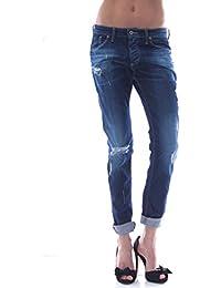 PLEASE - P35 t90 femme jeans pantalon baggy