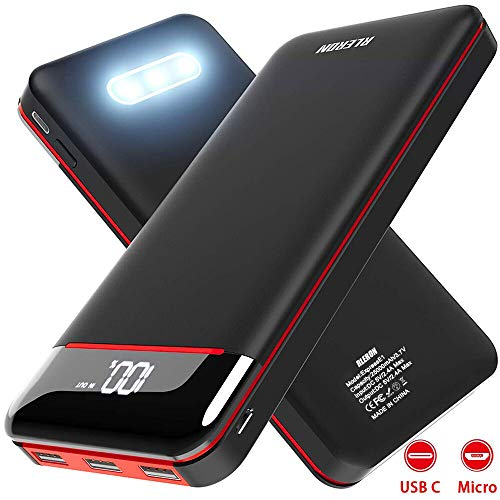 RLERON-Power-Bank-25000mAh
