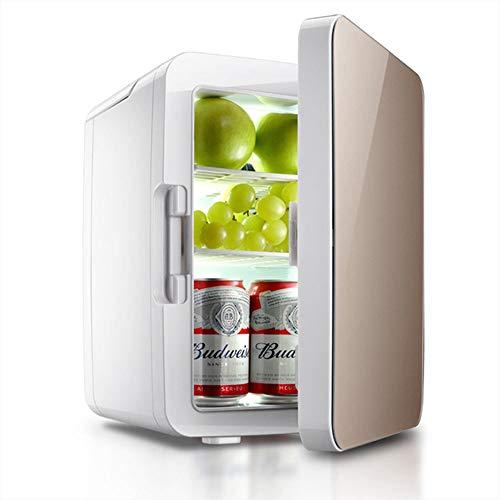 41RZ8SQm%2B L - JCDZSW Mini termostato de refrigerador pequeño para automóvil de 10L, Apto para refrigerador de Piel, Alimentos, medicamentos, hogar y Viajes,Tyrantgold
