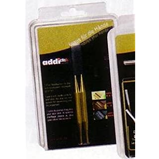 Addi Click Needle Tips Short Lace 6.5mm