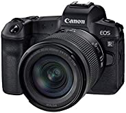 Canon EOS R Series Mirrorless Camera with RF24-105mm F4-7.1 IS STM Lens Kit