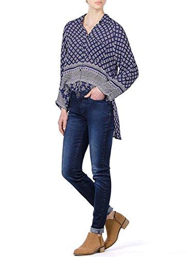 Tiffosi -  T-shirt - Donna blu L