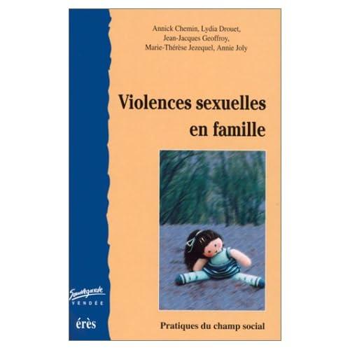 Violences sexuelles en famille