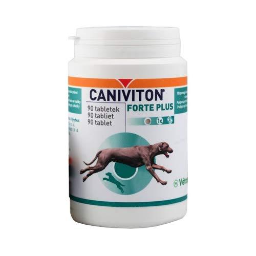 VETOQUINOL CANIVITON Forte Plus 90 Compresse