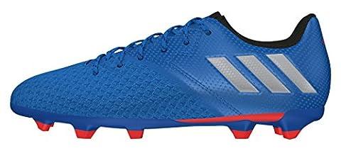 adidas Jungen Messi 16.3 FG J Fußballschuhe, Azul (Azuimp / Plamat / Negbas), 37 1/3 EU