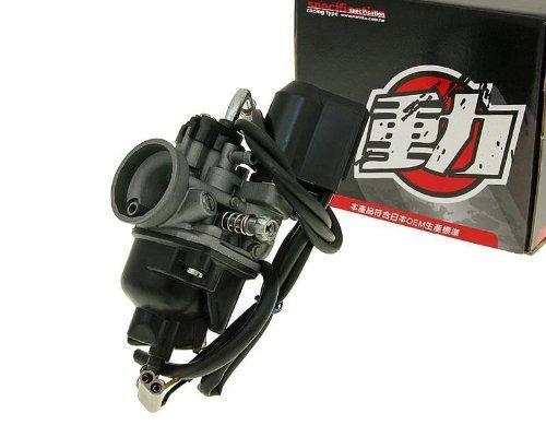 Vergaser Naraku 17,5mm E-Choke für CPI OLIVER Sport 50 ab 2005