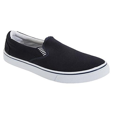 Dek - Chaussures d'été en toile - Homme (43 EUR)