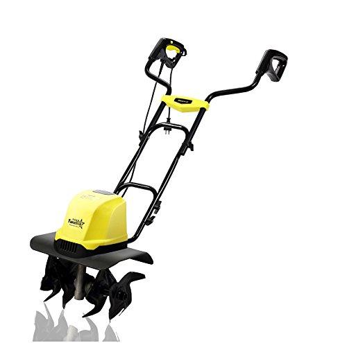 FANZTOOL 800W Elektro Motorhacke Bodenhacke Gartenhacke Gartenfräse Kultivator TÜV/GS/CE Zertifiziert, CE/GS TÜV zertifiziert