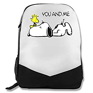 Snoopy Woodstock You Mochila