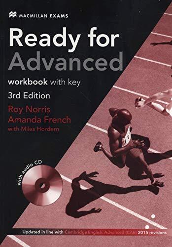 READY FOR ADV Wb Key Pk 3rd Ed (Ready for Advanced 3rd Edition)