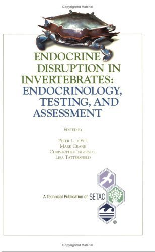 Endocrine Disruption in Invertebrates: Endocrinology, Testing, and Assessment (Setac Technical Publications Series) by al., Peter L. deFur et (1999) Paperback