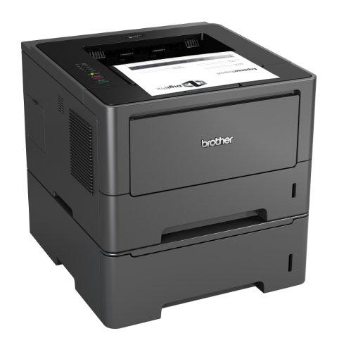 Brother HL-5450DNT Monochrome Laserdrucker (Duplex, 1200 x 1200 dpi, LAN) schwarz (Apple-handys Zum Verkauf)