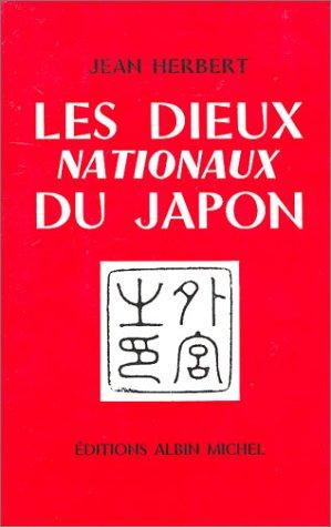 Dieux Nationaux Du Japon (Les) (Spiritualites Grand Format) par Jean Herbert