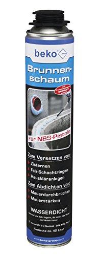 Brunnenschaum (750 ml Dose für NBS-PISTOLE)