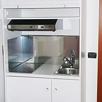 Mini Cucine Componibili.Decos Mini Cucina 105 Completa Di Tutto Amazon It Casa E