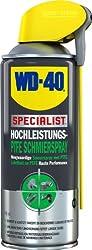 WD-40 Specialist Smart Straw PTFE Schmierspray, 400 ml, 49396