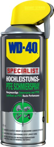 WD-40 Specialist Smart Straw PTFE Schmierspray, 400 ml, 49396