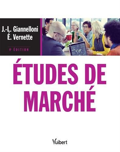 Études de marché - 4e édition