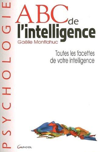ABC de l'Intelligence par G. de Montlahuc
