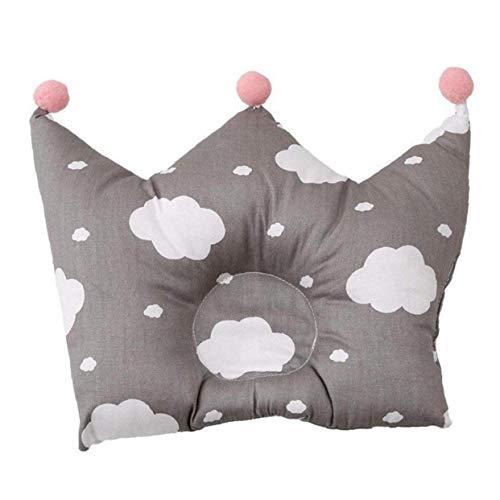 Hotaden Crown Kissen Cotton Nette Kissen Nackenstützkissen Für Frauen-Mädchen-Kissen-Schutz Für Kopf