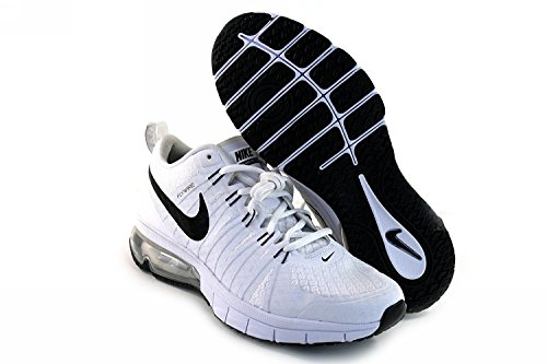 Nike Air Max Tr180, Scarpe Sportive, Uomo WHITE/WHITE//NEUTRAL GREY