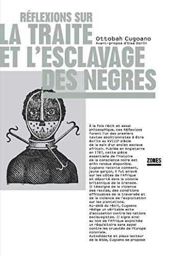 Réflexions sur la traite et l'esclavage des nègres (Hors collection)