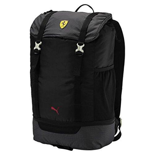 Puma SF Fanwear Night Rucksack, Black, 55x40x5 cm