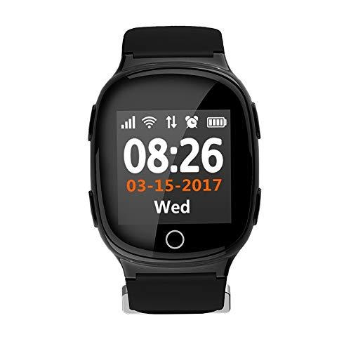 D100 ältere Positionierung Uhr-Handy Zu Alt GPS Tracker