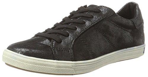 Supremo 3726306, Sneaker a Collo Alto Donna nero (nero)