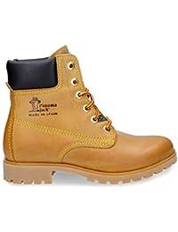 Panama Jack Panama 03 B1, Zapatos de Cordones Brogue para Mujer