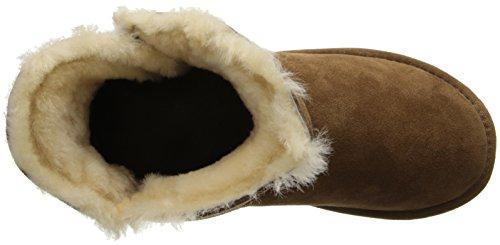Bearpaw Rosie, Bottes de Neige femme Braun (HICKORY II  220)