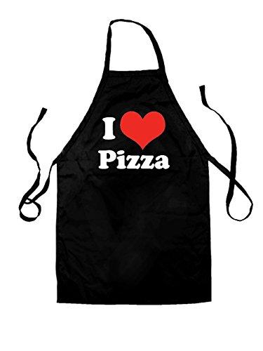 i-love-pizza-unisex-tablier-pour-enfant-noir-3-6-ans