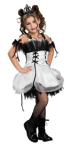 Drama Queens Gothic Ballerina Costume (Size Small) (japan (Drama Halloween Kostüme Queen)