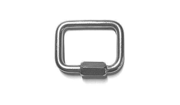 US Stainless Acciaio Inox 316/Quick Link Marine Grade