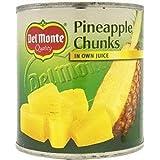 Del Monte - Ananas en morceaux au jus - 2 x 435 g