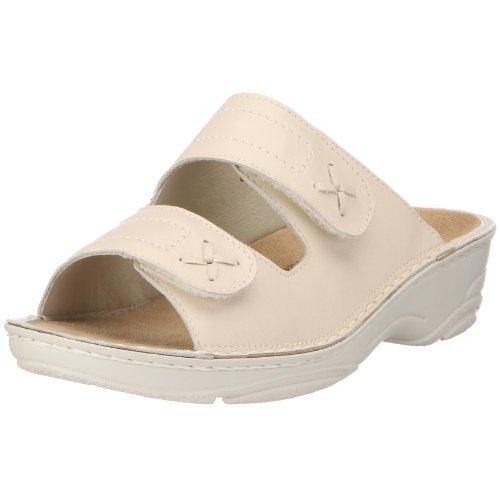 Berkemann Aventin Kerstin 03406, Chaussures femme beige (crème)