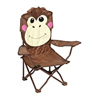 No Label Kids Chair Monkey