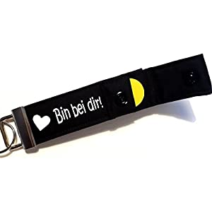 Schlüsselanhänger mit Einkaufschip: