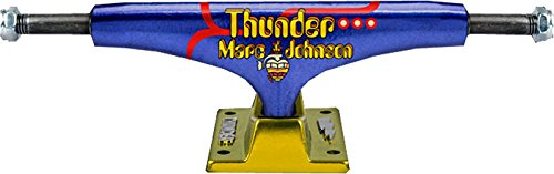 Thunder Johnson Lo 145Pro Hollow Truck, hell lila/gold