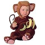 Widmann - Kinderkostüm Baby Affe