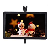 3D HD Screen Enlarge,Mobile Phone Screen Magnifier Video Amplifier Folding Enlarged Expander Stand (14 inch, Black)