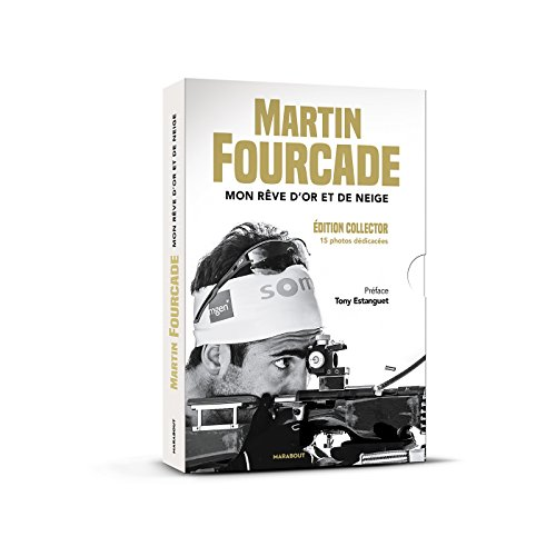 Coffret Biographie Martin Fourcade