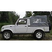 Techo superior suave Base de rueda larga Sierra SJ410 413 Samurai Jimny Gypsy Drover