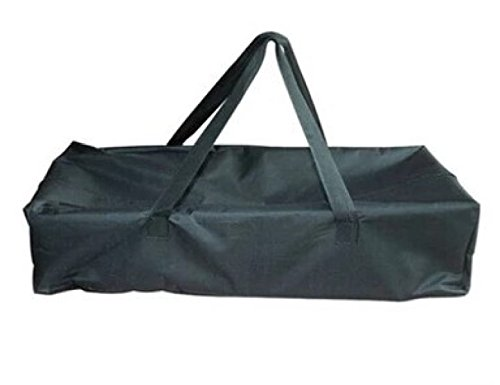 Originalità Esterna Portatile Facile Da Pulire Panno Barbecue Bag,Black Black