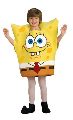 California Costumes Spongebob Schwammkopf - Kinder Kostüm (Spongebob Schwammkopf Party Supplies)