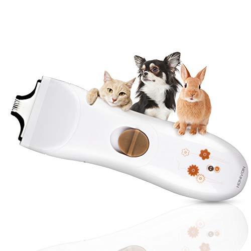 HONIVON-Cortapelos para Perro y Gato, Bajo Ruido y Vibración