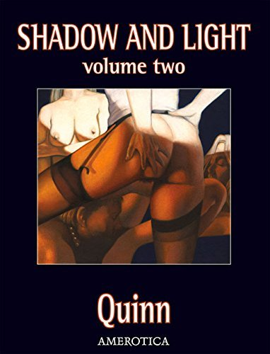 Shadow and Light, Volume 2 by Parris Quinn (July 01,2015)