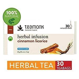 Cinnamon Licorice Herbal Tea